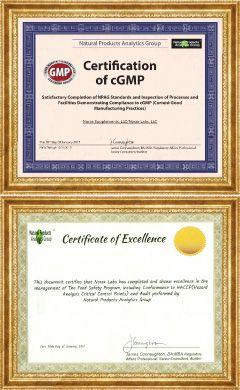 Chứng nhận cGMP-HACCP