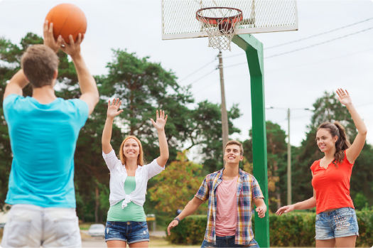 Gặp nhiều bất lợi khi chơi thể thao