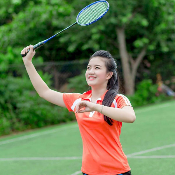 Cầu lông là một trong những môn thể thao tăng chiều cao tối ưu sau 3 tháng hè