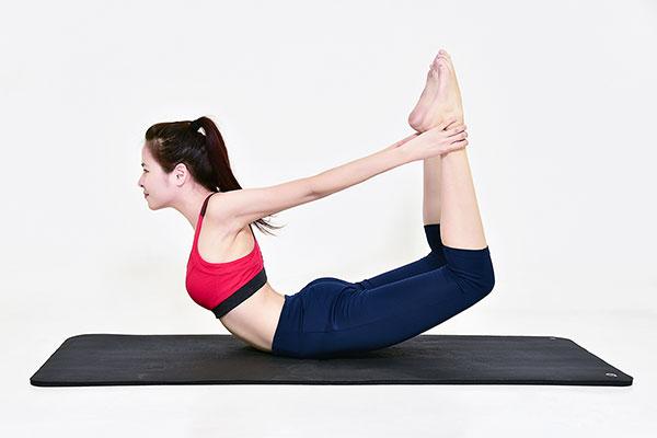 Ngoài sử dụng TPCN, yoga là bài tập tớ thường áp dụng kết hợp để tăng chiều cao hiệu quả