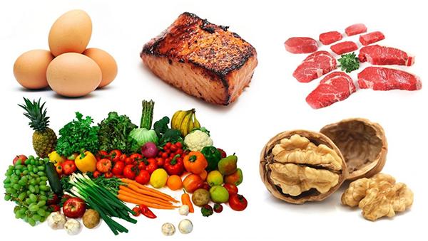 Dinh dưỡng cho người tăng chiều cao, giảm cân cần phong phú nhưng khoa học