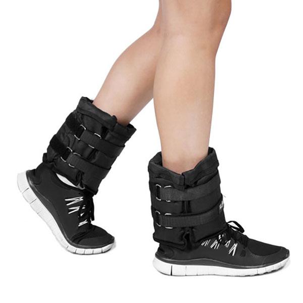 Đeo tạ chân giúp chiều cao phát triển hiệu quả