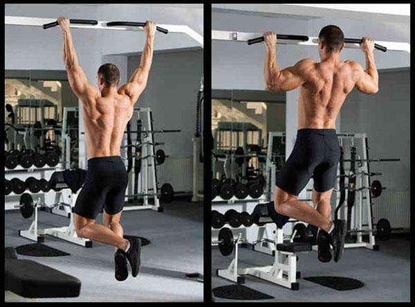 Xà đơn giúp kéo dãn cơ xương rất tốt